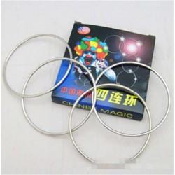 Aros Chineses - 04 aros 10 cm
