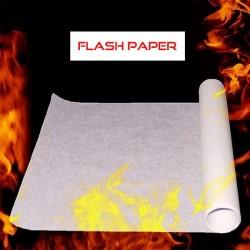 Flash Paper 50 x 20 cm - Lote 05 Folhas