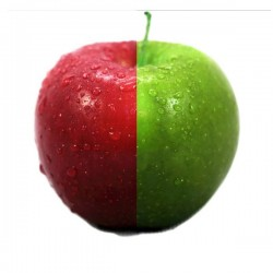 Apple Color Change