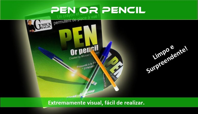 Pen or Pencil